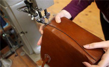真皮包制作流程,皮包是如何生产的?