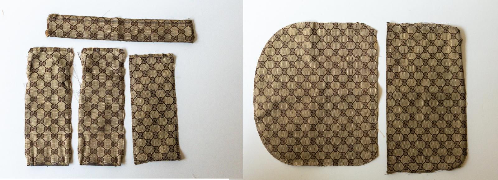 Gucci 1955 Horsebit 马衔扣肩背包