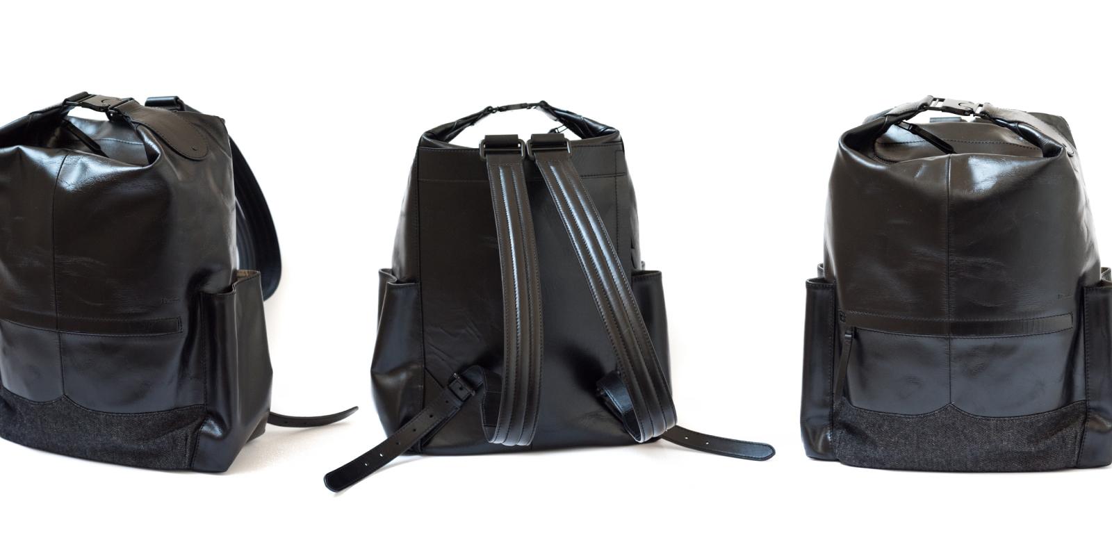 为自己订制一个背包
