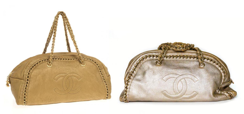Chanel 链条手提包变成 Vanity Case 中款化妆箱包