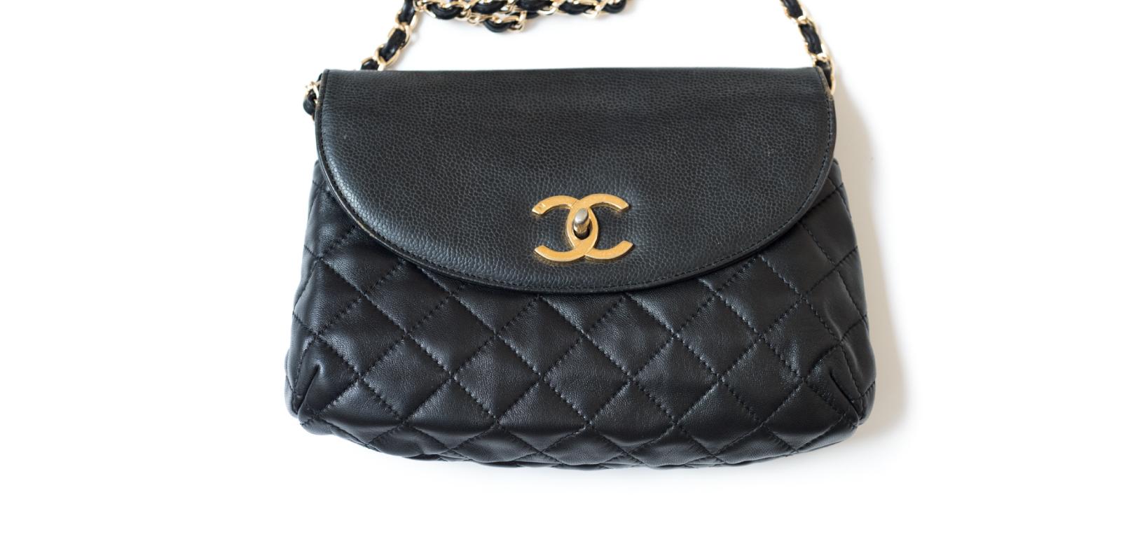 Chanel 包包一分为二.移植与混搭
