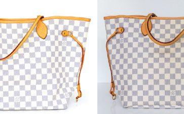 【LV皮包】 Saintonge 相机包与 Croisette 手提斜背包