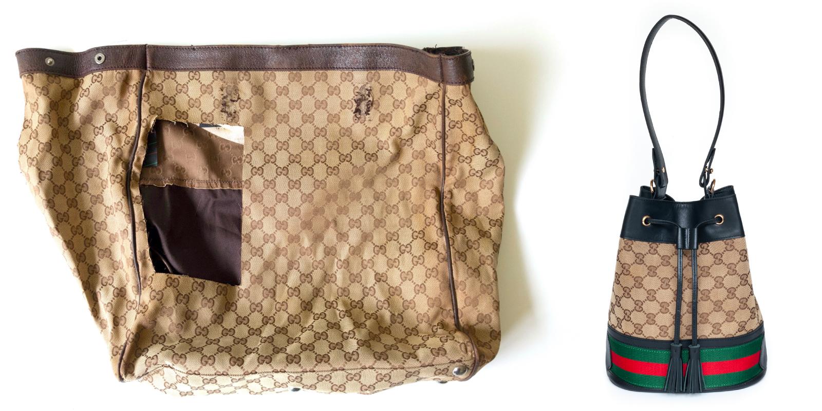 Gucci Ophidia 小水桶包