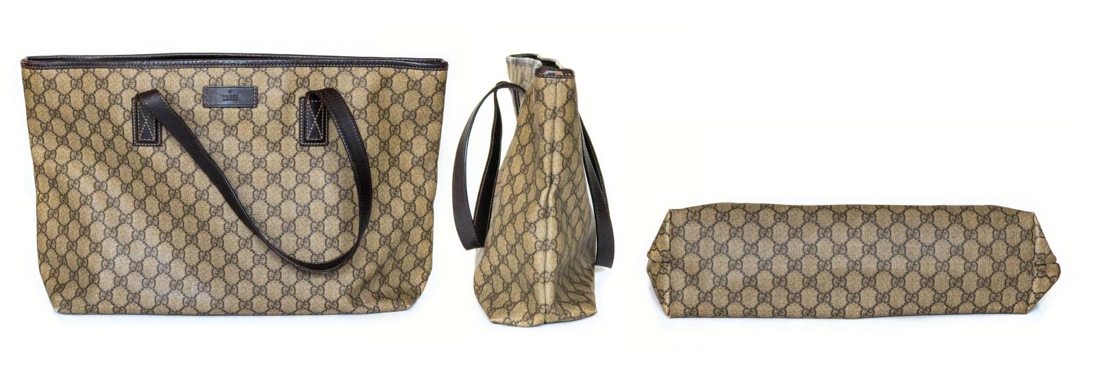 热门款 Gucci 托特包的百变改造风貌