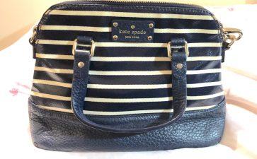 Kate Spade duffle 手提包