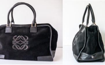 Loewe duffel 旅行包改成 T backpack 后背包