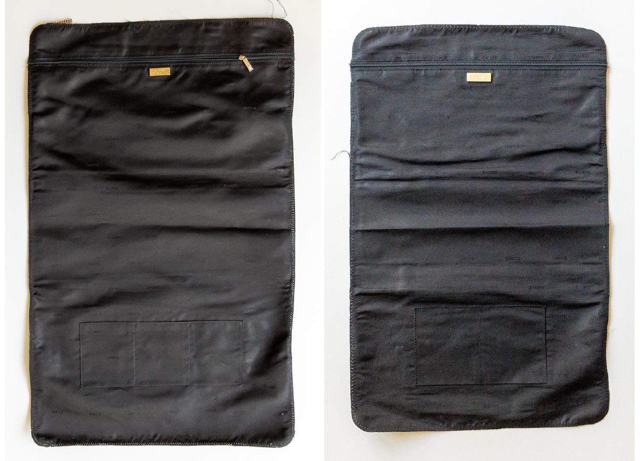 Loewe duffel 旅行包变成 T backpack 后背包