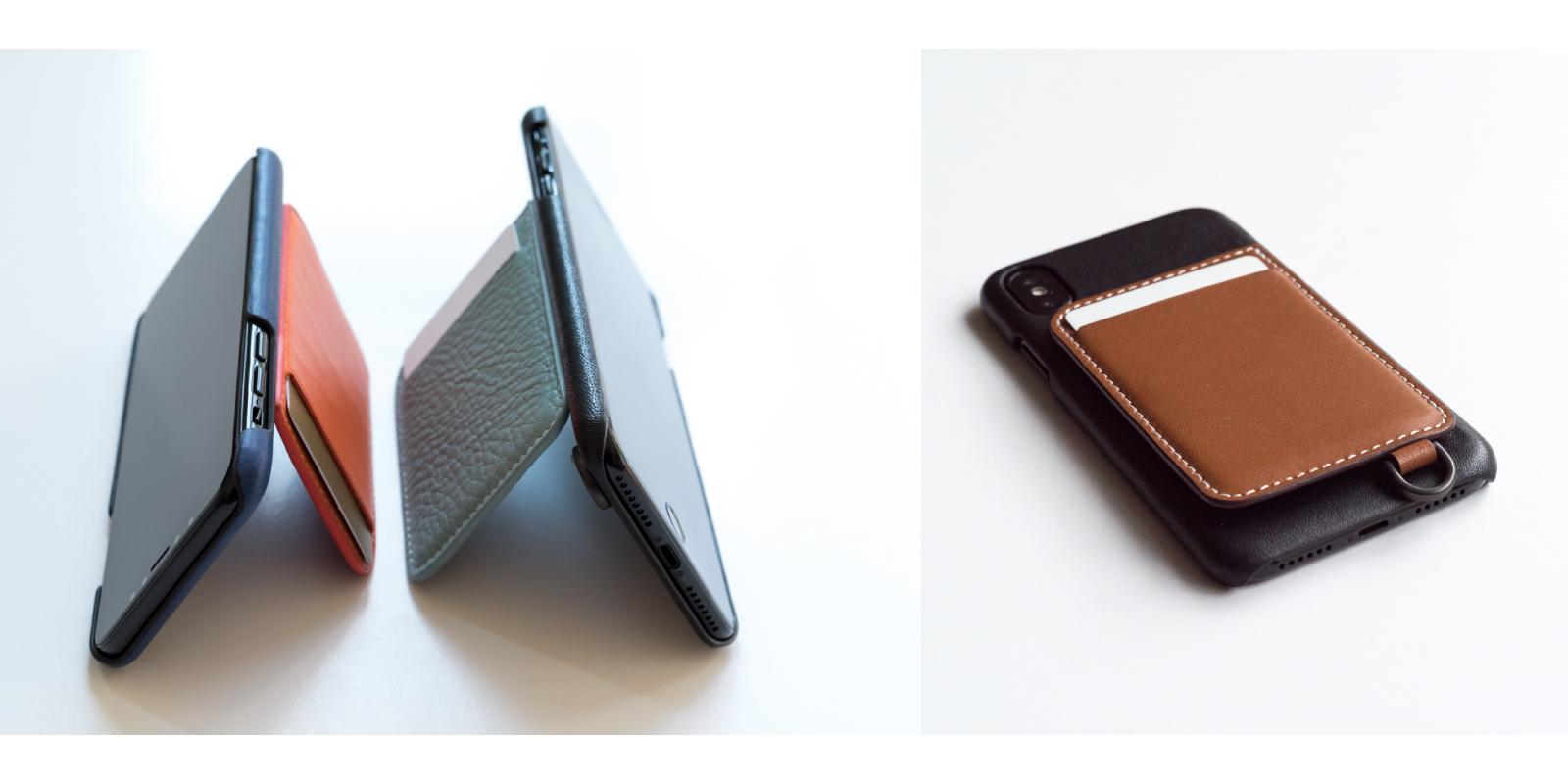 客制化真皮手机壳