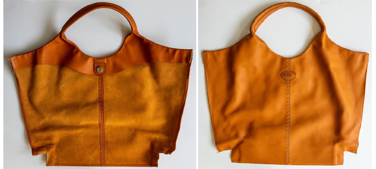 王妃时尚 Tod's D-bag 扁形水桶包