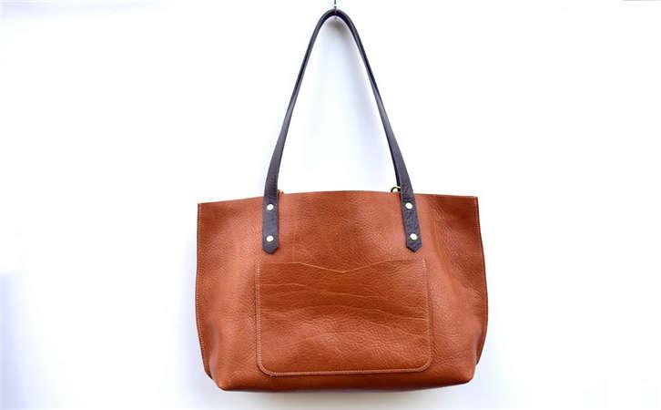 揭晓便宜跨境欧美真皮时尚箱包批发货源,哪里有包包批发市场