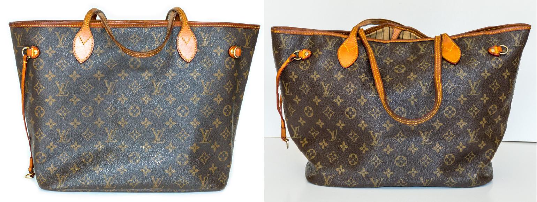 【LV皮包】 Fold Tote PM 托特包与 Palm Springs Mini 背包