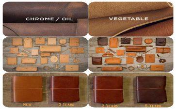 植鞣革是什么材料,是真皮吗?