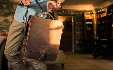 如何清洁打理漆皮包和旅行包,如何识别真皮