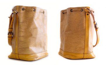 【LV皮包】 Noe Epi 经典水桶包改成 Neonoe Epi 新款水桶包与 Alma BB 手提包