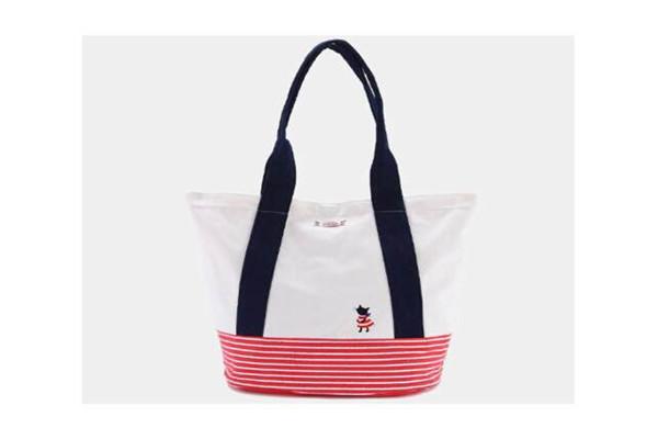 手提包女款大的布包,精选五款柔软细腻的帆布大手提包