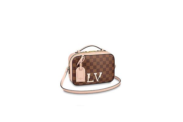 LV手提包女款中号,LV当季新款中号手袋