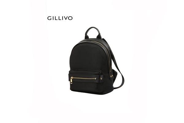 Gillivo拉链双肩包
