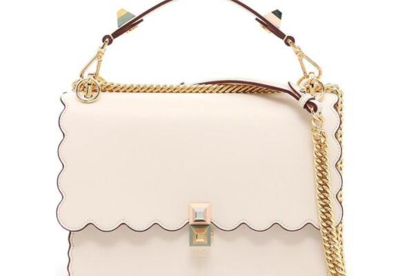 fendi女式链条包