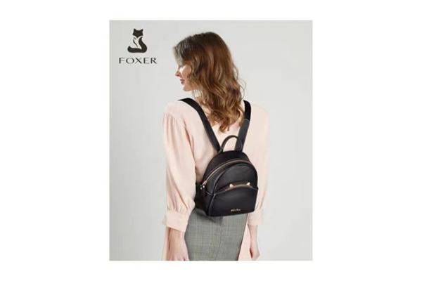 金狐狸双肩包是品牌吗?